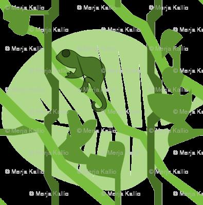 Brookesiinae Green