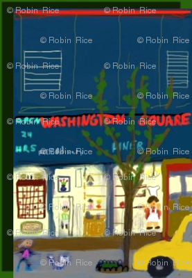 New York's Washington Square