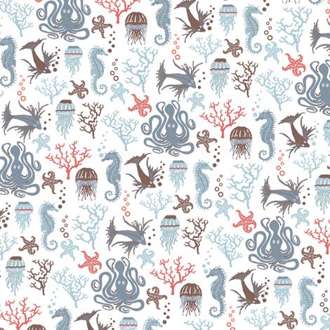 ShowerCurtain fabric by holland_hewitt on Spoonflower - custom fabric