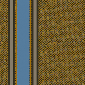 cinema burlap stripe