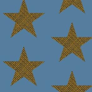 cinema burlap Star