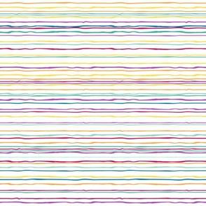 Bonaire Baby - White stripes