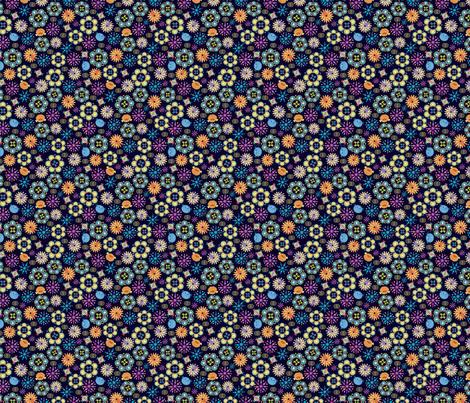 sea party fabric by sarah_joseph on Spoonflower - custom fabric