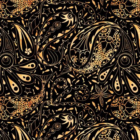 sea_ditsy_jpg fabric by vo_aka_virginiao on Spoonflower - custom fabric