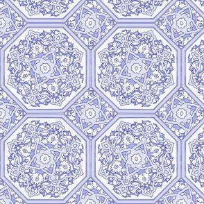 Persian Tile ~ Blue & White