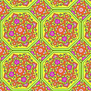 Persian Tile - Spring