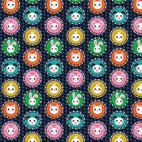 Pets and polka dots