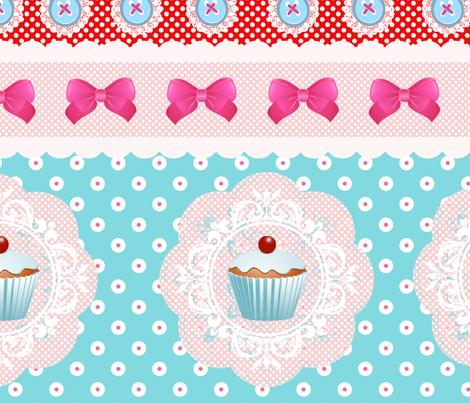 so_sweet_like_candy_ fabric by badiem on Spoonflower - custom fabric