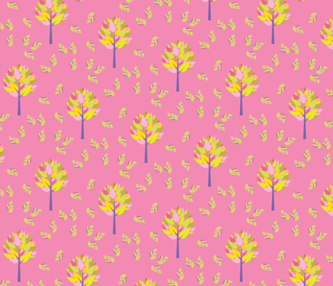 Flutter - candy fabric by kayajoy on Spoonflower - custom fabric