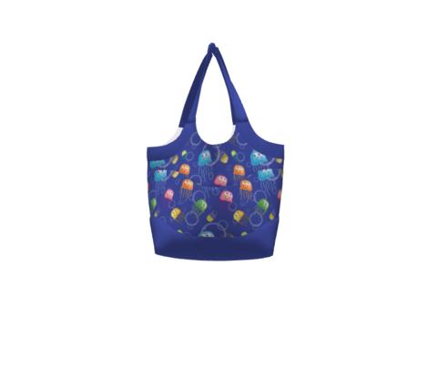 Jellyfish in Bubbles