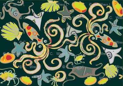 sea-creatures-ditsy-dk