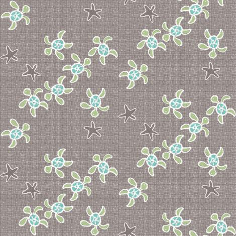 turtles fabric by joybucket on Spoonflower - custom fabric
