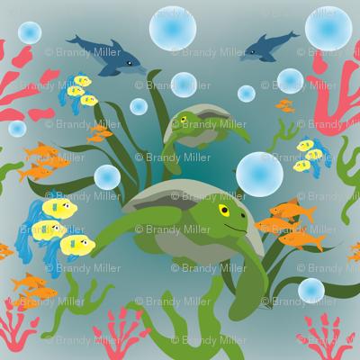 SeaLife Ditsy