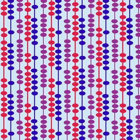 Beaded Curtain fabric by boris_thumbkin on Spoonflower - custom fabric
