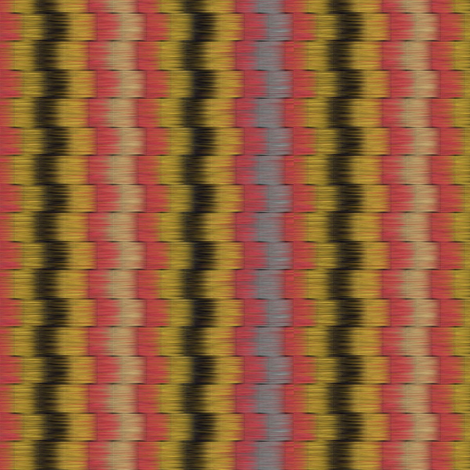 Pow Wow (War) fabric by david_kent_collections on Spoonflower - custom fabric