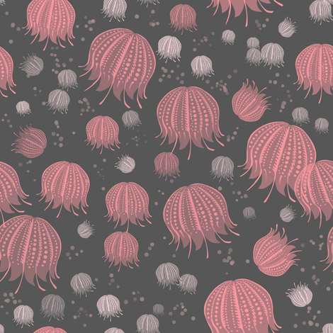 Jelly field fabric by francine on Spoonflower - custom fabric