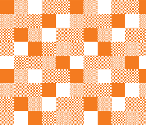 checkitout_sorbet whip fabric by glimmericks on Spoonflower - custom fabric