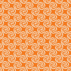 small swirleys - tangerine cream