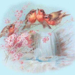 Victorian Robins