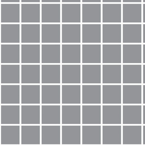thin grey grid