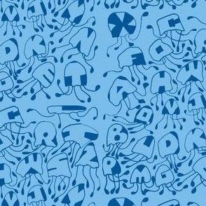 Alphabet Jellies