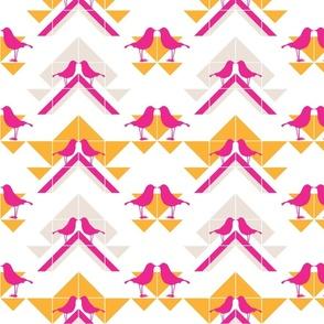 Geometrics/Birds No.1