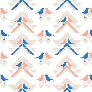 Geometrics/Birds No.3