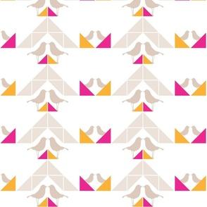 Geometrics/Birds No.5