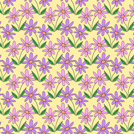 AdaisyNew fabric by grannynan on Spoonflower - custom fabric