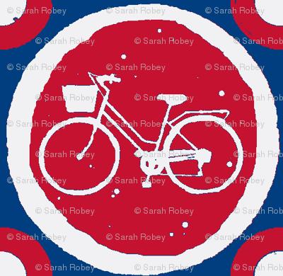 French Retro Bike
