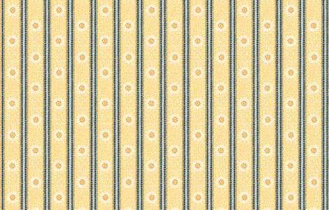 "Mosaic Starburst Stripe -- 2""  ©2012 by Jane Walker fabric by artbyjanewalker on Spoonflower - custom fabric"
