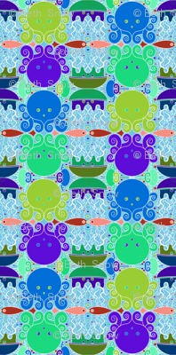 Underwater Magic - Aqua