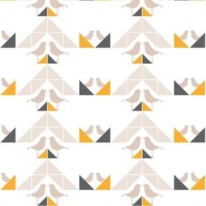 Geometrics/Birds No.6