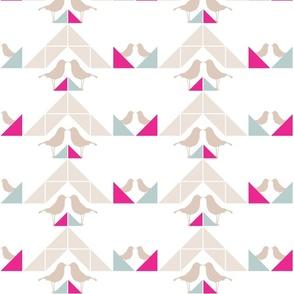 Geometrics/Birds No.8