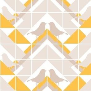 Geometrics/Birds No.9