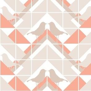 Geometrics/Birds No.10