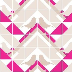 Geometrics/Birds No.12