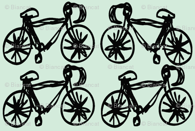 mint bicycles