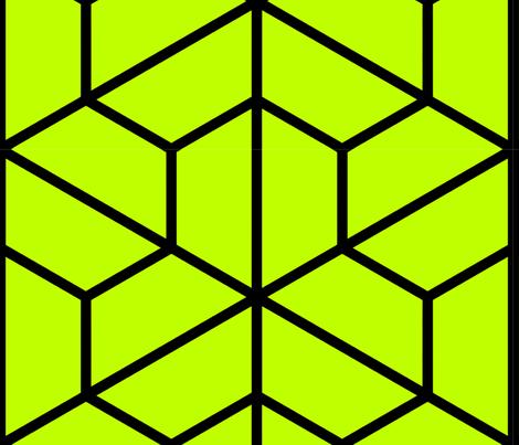 Jai_Deco_Geometric_seamless_tiles-0003 fabric by geometric-fashion on Spoonflower - custom fabric