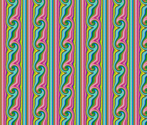TaffyStripeSwirled2 fabric by grannynan on Spoonflower - custom fabric