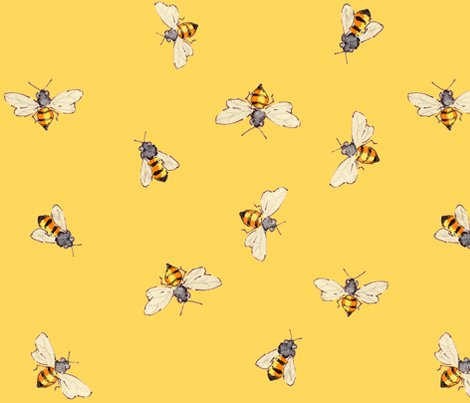 Rrrrbee_pattern1_smaller_merged_bigger_sunny_yellow_copy_shop_preview
