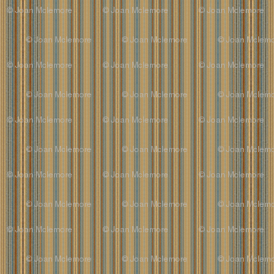 Mid Century Stripe large scale