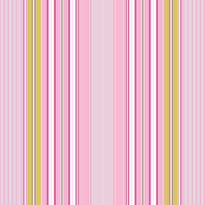 Farmhouse Stripe Pink