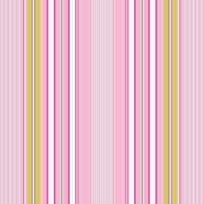 Farmhouse Stripe Pink