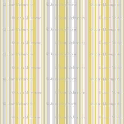 Farmhouse Stripe yellow