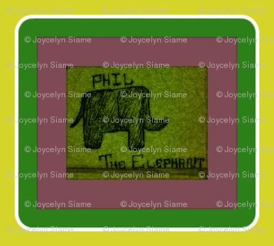 Phil the Elephant