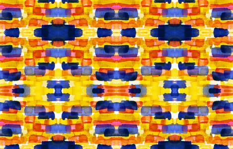 cestlaviv_CAPE_water1 fabric by cest_la_viv on Spoonflower - custom fabric