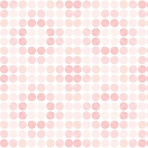 Scribble Dots, Pink