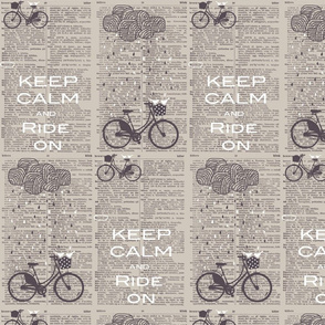 Take a ride collection-fat quarters on one yard