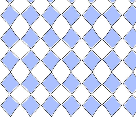 diamond doodle dot fabric by pattyryboltdesigns on Spoonflower - custom fabric